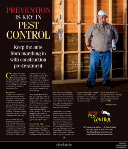 Prevention is Key in Pest Control